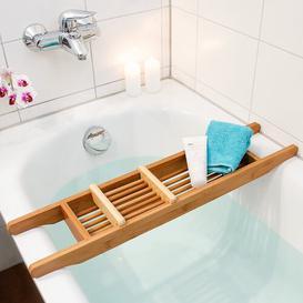 image-Blaise Bamboo Hanging Bath Rack Natur Pur