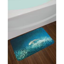 image-Colette Rectangle Bath Mat Beachcrest Home