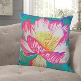 image-Tymvou Scatter Cushion Bay Isle Home Size: 38 x 38cm