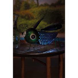 image-Solar Dragonfly Garden Ornament