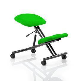 image-Ortegon Height Adjustable Kneeling Chair Brayden Studio