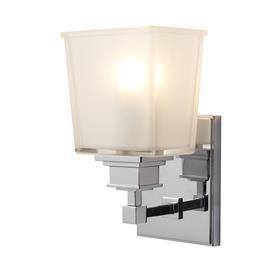image-Elstead BATH/AY1 Aylesbury 1 Light Bathroom Wall Light