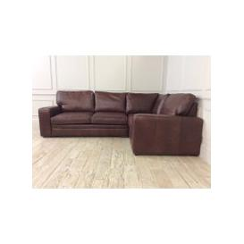 image-Sloane 3 x 1.5 Seater Corner Sofa Bed in Crystal Hazel