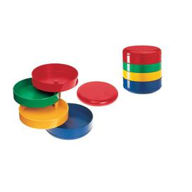 image-Multiplor Rotating Desk Organiser Symple Stuff Colour: Aluminium