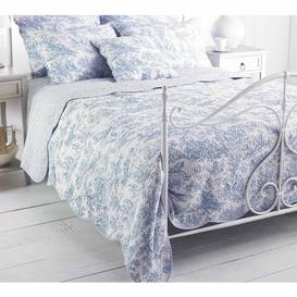 image-Toile French Blue Bedspread