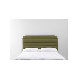 image-Scott 4'6 Double Headboard in Olive You Too""