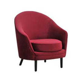 image-Libra Henley Claret Occasional Chair