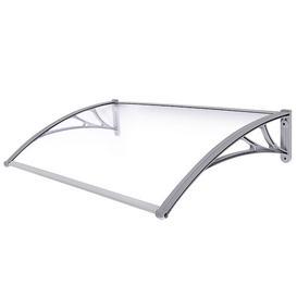 image-Emelina W 1.25 x D 0.75m Door Canopy Sol 72 Outdoor
