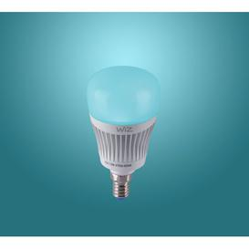 image-8W E16 Dimmable LED GLS Light Bulb Frosted WiZ Smart Lighting