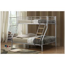 image-Birlea Nexus Triple Sleeper Bunk Bed - Double