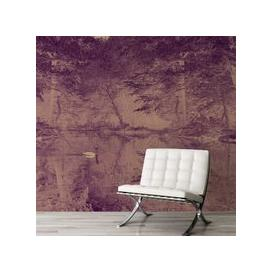 image-Swan Wall Mural (colour: Lavender, size: Small (150w x 320h))