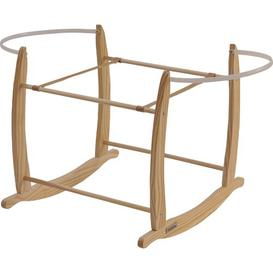 image-Moses Basket Stand Clair De Lune Colour: Natural