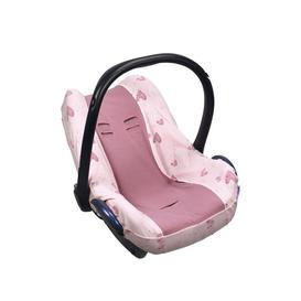 image-Dooky - Seat Cover 0+ Pink Heart