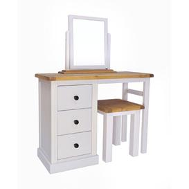 image-Blackrod Dressing Table Set with Mirror Brambly Cottage