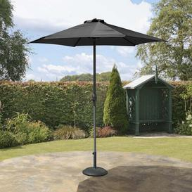 image-Isanti 2.2m Traditional Parasol Sol 72 Outdoor