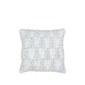image-Riva Home Tree Bells Christmas Cushion