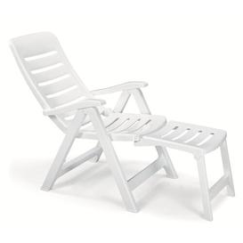 image-Sun Lounger Sol 72 Outdoor Colour: White