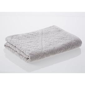 image-Exton Hand Towel Symple Stuff Colour: Grey