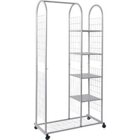 image-Trainoa 85cm Wide Clothes Rack House Additions