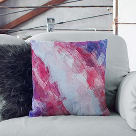 image-Bold Fortune in Abstract Cushion with Filling