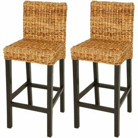 image-Demps 77.97cm Bar Stool Bay Isle Home