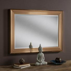 image-Yearn Framed Mirror Copper Gold
