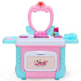 image-Climax Kids Dressing Table Stool with Mirror