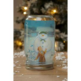 image-Make Your Own The Snowman Snow Globe