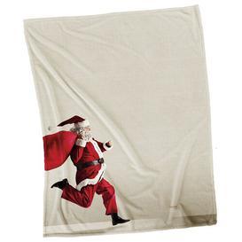 image-Christmas Ultrasoft Blanket Saint Clair Paris Size: W110 x L140cm