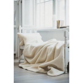 image-Kennedyville McManus Merino Wool Blanket Ebern Designs