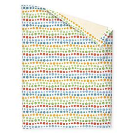 image-Coker Children's Blanket Isabelle & Max Size: 100 x 150cm, Colour: Multi-coloured
