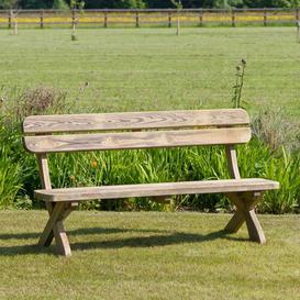 image-Lanesborough Wooden Bench Sol 72 Outdoor