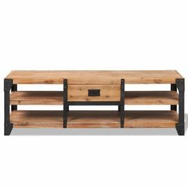 "image-Loehr Entertainment Unit for TVs up to 50"" Williston Forge"
