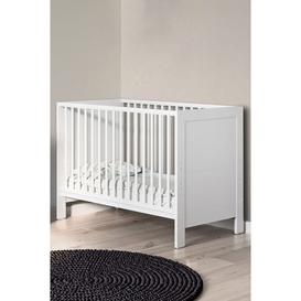 image-Ickle Bubba Grantham Mini Cot Bed and Foam Mattress