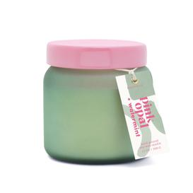 image-13oz Pink Opal and Watermint Candle