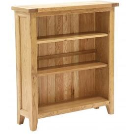 image-Vancouver Petite Oak Rectangle Small Bookcase