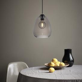 image-A by AMARA - Smoked Glass Dillon Pendant Light