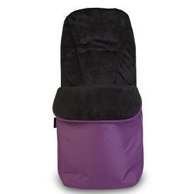 image-Cox Pram Blanket Symple Stuff Colour: Purple