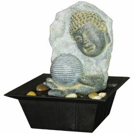 image-Trion Resin Buddha Fountain Sol 72 Outdoor