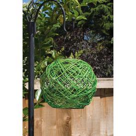 image-Rattan Solar Lantern