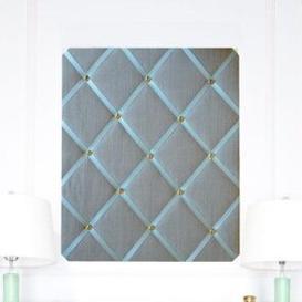 image-Linen Memo Board