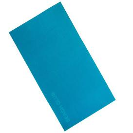 image-Beach Club Beach Towel Vossen Colour: Turquoise