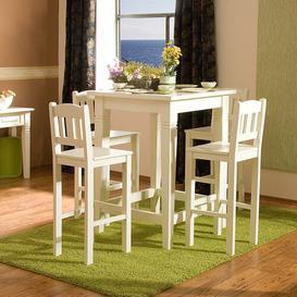 image-Catana 5 Piece Bar Table Set Massivum