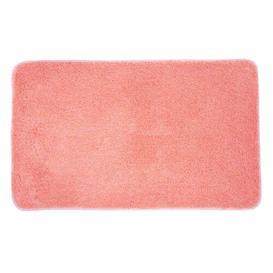image-Olivarria Non-Slip Bath Mat Brayden Studio Size: 70cm H x 120cm W x 3cm D, Colour: Dusky Pink