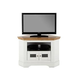 image-Wiltshire Corner Tv Unit - Fits Up To 40 Inch Tv