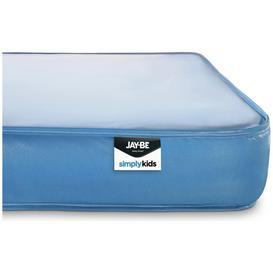 image-Jay-Be Simply Kids Waterproof Sprung Anti Bacterial Mattress