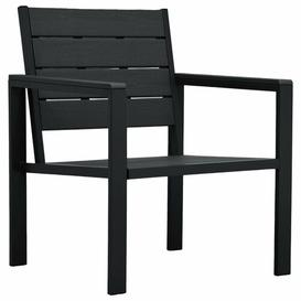 image-Melorse Garden Chair Sol 72 Outdoor Colour: Black