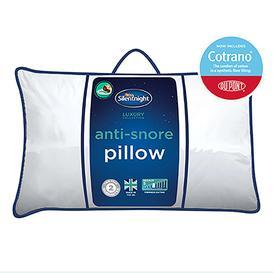 image-Silentnight Luxury Anti-Snore Pillow