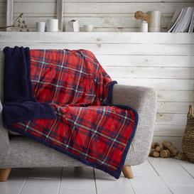 image-Danica Blanket Union Rustic Size: W200 x L240cm