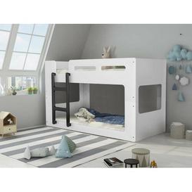 image-Dynamite Singel Standard Bunk Bed Isabelle & Max